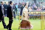 UPA Chairperson Sonia Gandhi during Republic Day reception at the Presidential Palace in New Delhi, India, on Tuesday, 26th January 2010.
